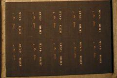 Papierschepvorm met watermerk Biljetten van 10 gulden