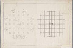 Grondplan voor een witpapiermolen