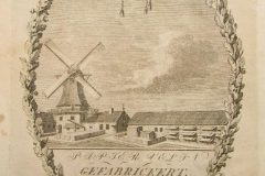 Riemkap J. Kool & Comp. – papiermolen De Zwarte Bonsem