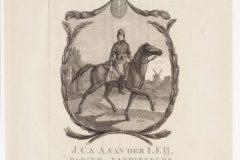 Riemkap J.C. & A. van der Ley – Postruiter
