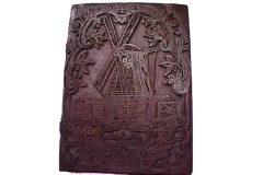 Merkblok of stempel Pieter van der Ley