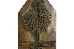 Merkblok of stempel J. Kool