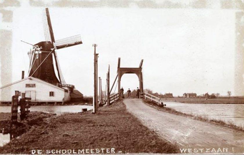 De Schoolmeester (ca. 1910)
