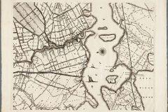 Kaart van de Zaanstroom