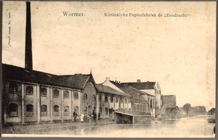 Papierfabriek De Eendracht