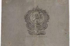 Riemkap A. Rogge – Klimmende leeuwe – Vrijheid