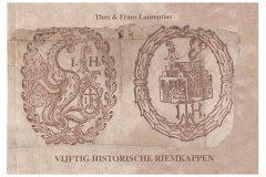 Laurentius, Theo & Frans: Vijftig historische riemkappen