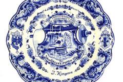 Herinneringsbord J. Kingma