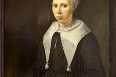Echtgenote van Jan van der Ley